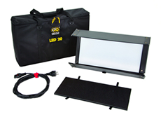 KIT DIVA-LITE LED 20 DMX KIT- SAC SOUPLE