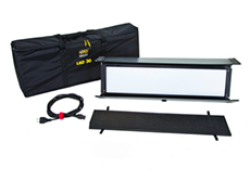 KIT DIVA-LITE LED 30 DMX KIT - VALISE SOUPLE