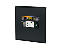 LITEMAT TWO HYBRYD KIT COMPLET inclus dimmer et alimentation